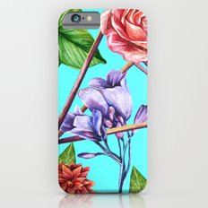 Tropical Antlers Slim Case iPhone 6s