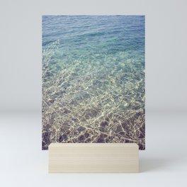 seaplant Mini Art Print