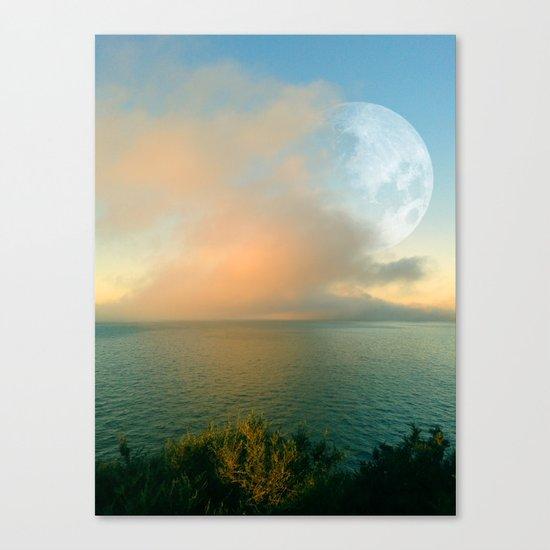 Range Life Canvas Print