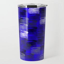 Blue Rush Travel Mug