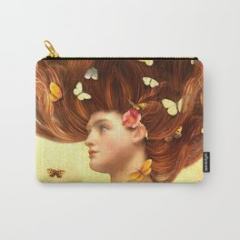Flickering Dreams Carry-All Pouch