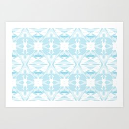 Dancing Water Art Print