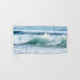 OCEAN WAVE Hand & Bath Towel