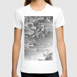 Japanese Glitch Art No.2 T-shirt