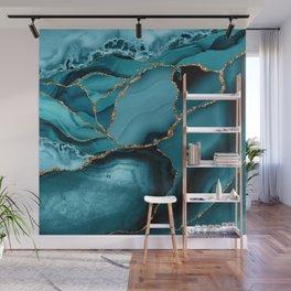 Iceberg Marble Wall Mural