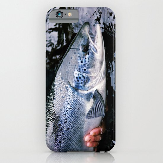Atlantic Salmon iPhone & iPod Case