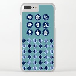 You got the moves Clear iPhone Case
