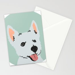 Remy Palindrome Stationery Cards