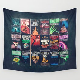 King of Horror 2 Wall Tapestry