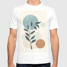 Azzurro Shapes No.53 T-shirt