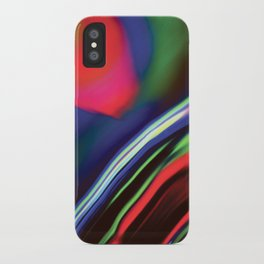 Seismic Folds iPhone Case