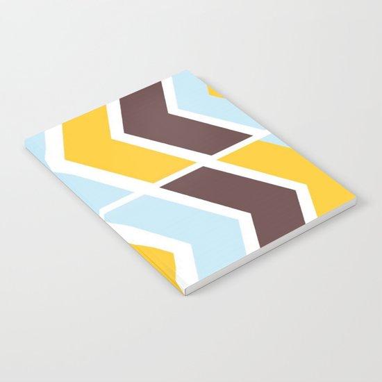 tribal pattern Notebook