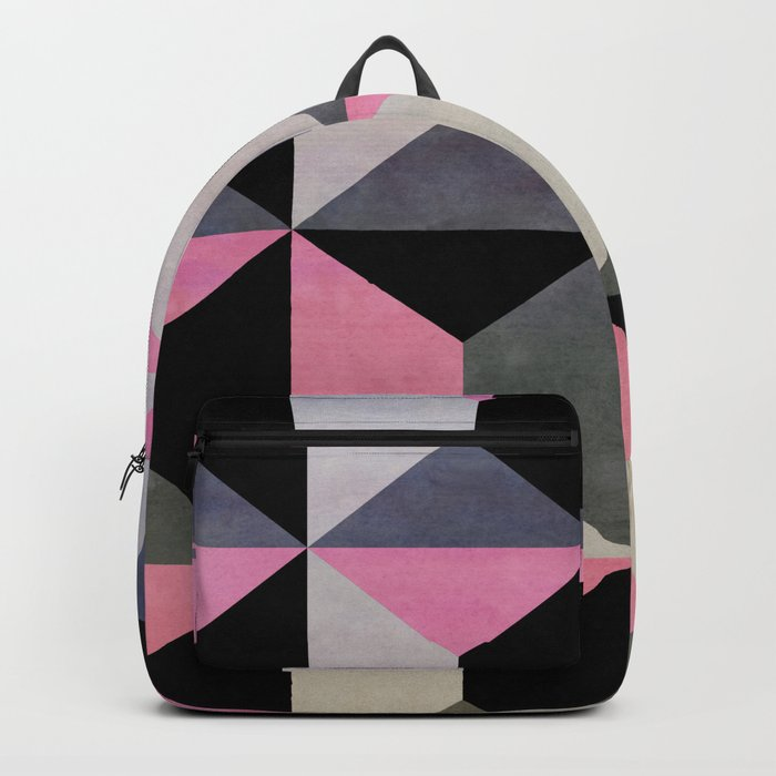 colour + pattern 9 Backpack