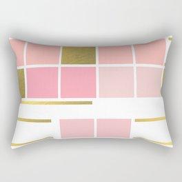 Inside of a box Rectangular Pillow