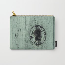 keyhole Carry-All Pouch