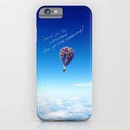 Glamorous Sky iPhone Case