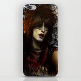 Live Wire iPhone Skin