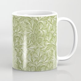 Decorative Paper from page 312 of Jezebels Daughter (1880) Coffee Mug