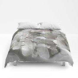 White on White on White Comforters