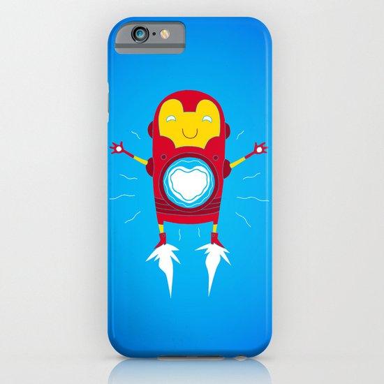 Heart Reactor iPhone & iPod Case