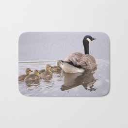 Swimming Lesson Bath Mat