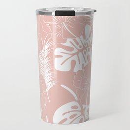Tropical pattern 020 Travel Mug