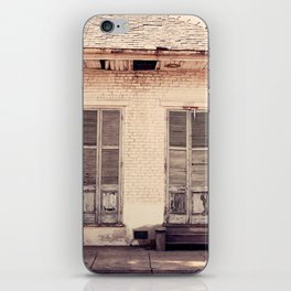 Old Shutters iPhone Skin