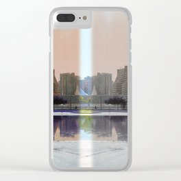 mEIrror Clear iPhone Case