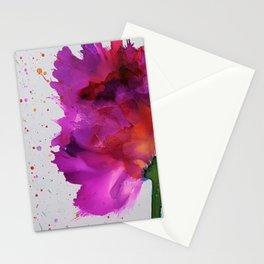 Burst of Color Stationery Cards
