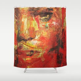Nemesis Shower Curtain