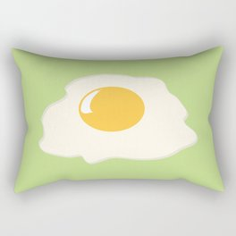 Fried egg Rectangular Pillow