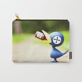 Drinky Crow Carry-All Pouch