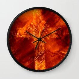The Cross4 Wall Clock