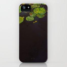 Water meditation II iPhone Case