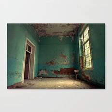 Take me with you when you go Canvas Print