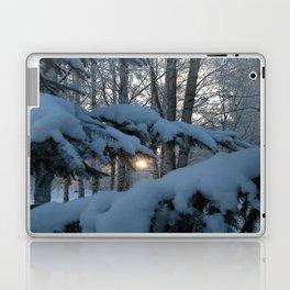 Midwinter Sun Laptop & iPad Skin