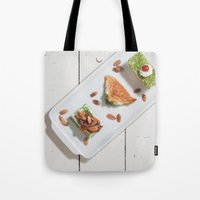 arab Tote Bags featuring Arab Delights by visualspectrum