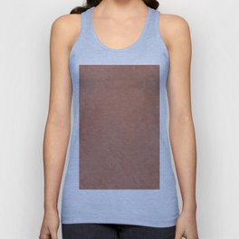 Sherwin Williams Cavern Clay Liquid Hues Illustration Unisex Tank Top