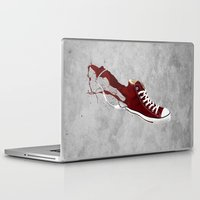 converse Laptop & iPad Skins featuring Converse by Gayle Storm