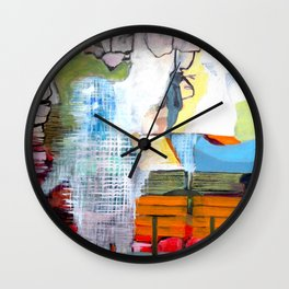 Blueprint for Becoming Wall Clock
