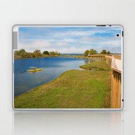 Assateague Island Marsh Laptop & iPad Skin