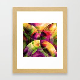 Every New Beginning Comes From Some Other Beginnings' End 3 Framed Art Print