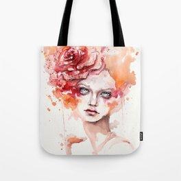 Peaches & Cream Tote Bag