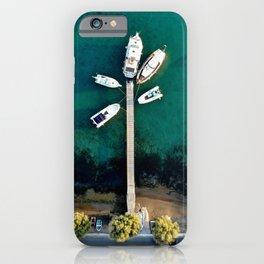 Island Sunsets iPhone Case