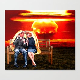 Nuke Cola Canvas Print