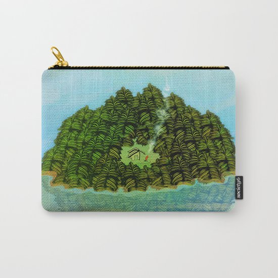 GREENERY HOME / Nature 16-12-16 Carry-All Pouch