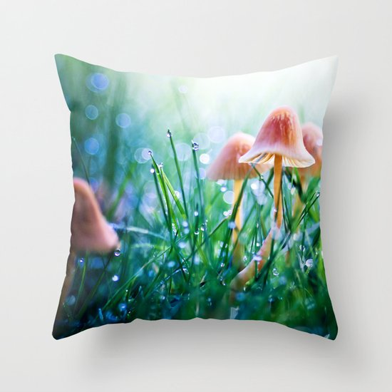 Fairytopia Throw Pillow