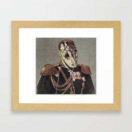 Venomous Emperor Framed Art Print