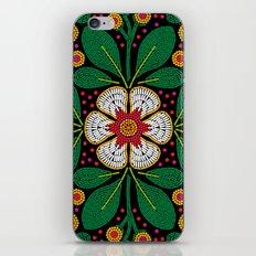 CLUSIA MARACATU iPhone & iPod Skin