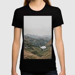 Gentle - landscape photography T-shirt